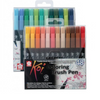 Set 48 Colores Plumón Acuarelable Koi Coloring Brush