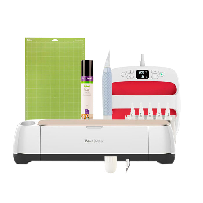 Kit Cricut Maker champagne- Cyber