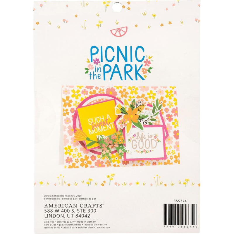 Stack 6x8 - Picnic in the park