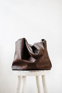 Noether Tote - Vegan Leather