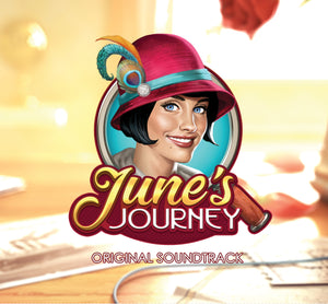 June's Journey Original Soundtrack CD