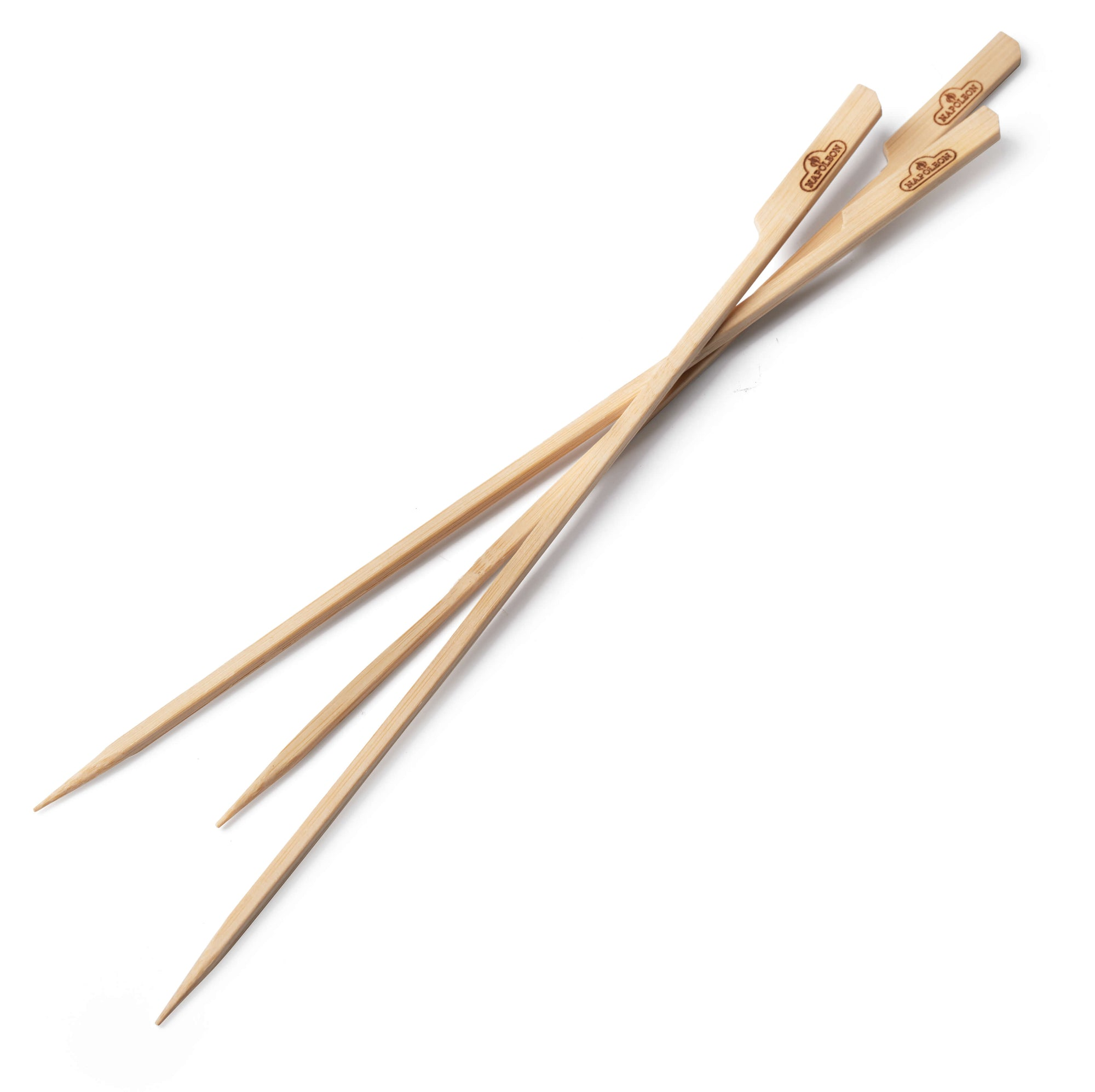 "12"" Bamboo Skewers - 30 in Set"