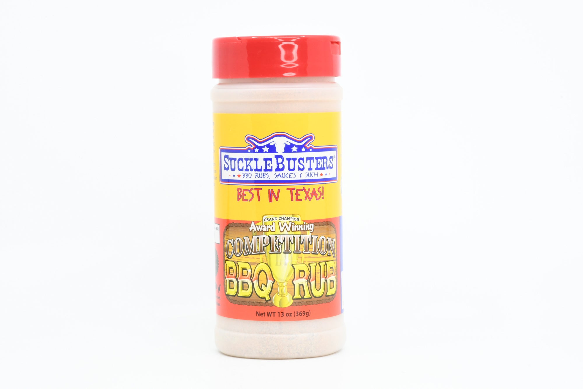 Competition BBQ Rub