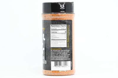 Gold Star Chicken Rub