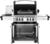 Prestige 500 LP - Stainless Steel with Side Infared and Rotisserie Burner