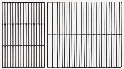 CAST IRON/PORCELAIN GRILL GRATE KIT--34 SERIES