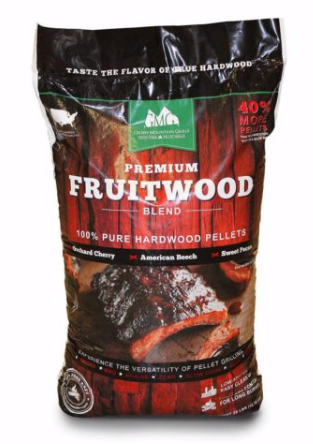 GMG FRUITWOOD PELLETS 28LBS