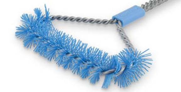 Extra Wide Nylon Grill Brush