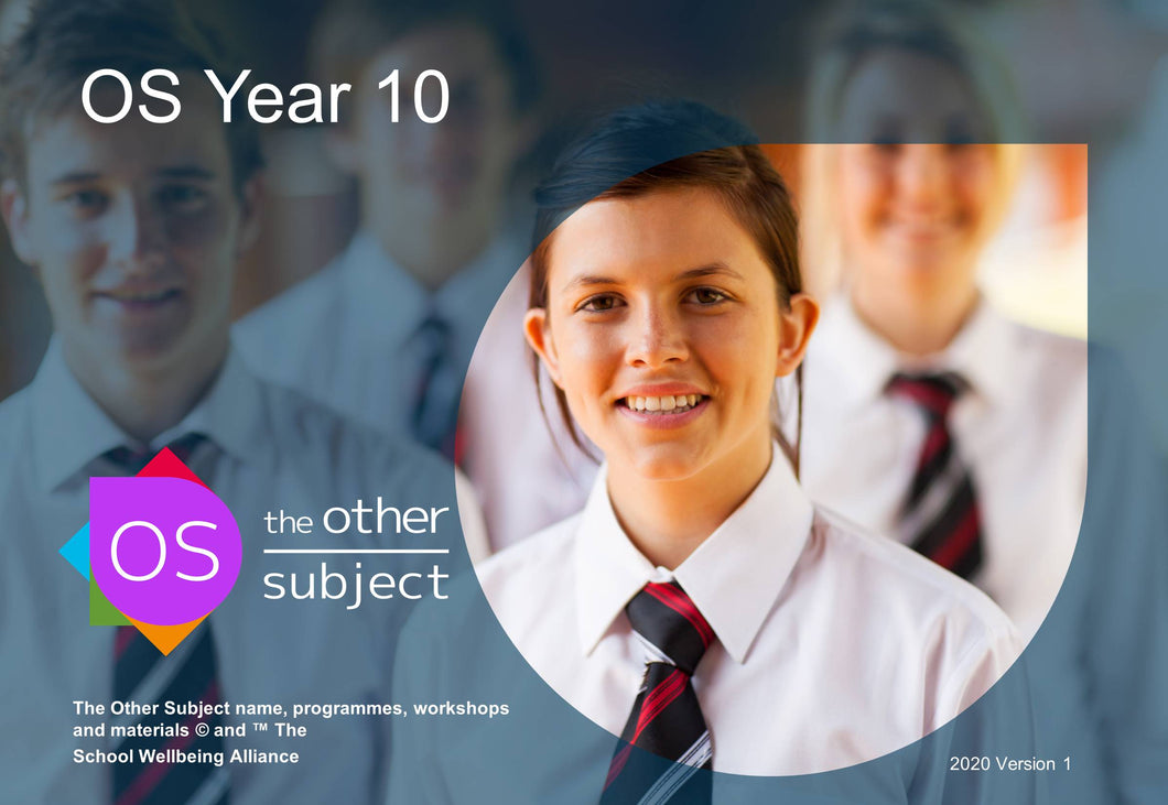 OS Year 10 – Extra participants