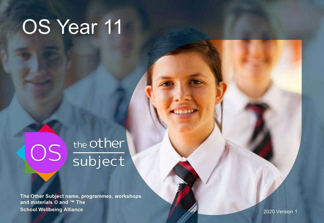 OS Year 11 – Extra participants