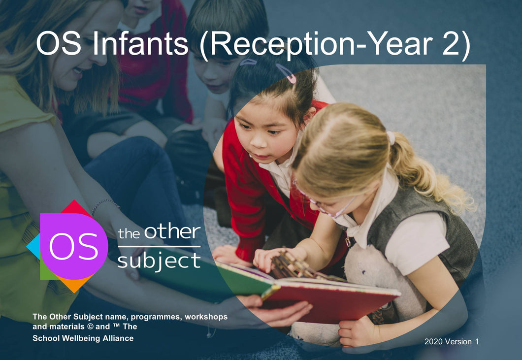 OS Infants (Reception-Year 2) – Extra participants