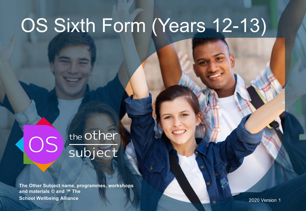 OS Sixth Form (Years 12-13) – Extra participants