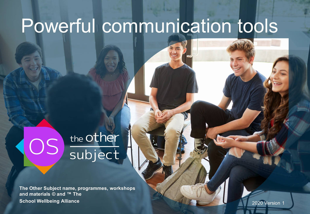 Powerful communication tools