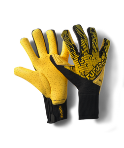 Puma Future Grip 5.1 Hybrid Gloves Yellow/Black 041662 02