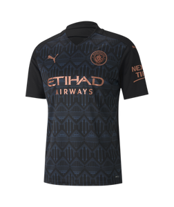 Puma Man City MCFC AWAY Shirt Replica Adult 757065 02