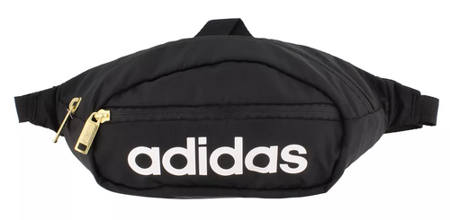 adidas Core Waist Pack 5149671 Black/White/Gold