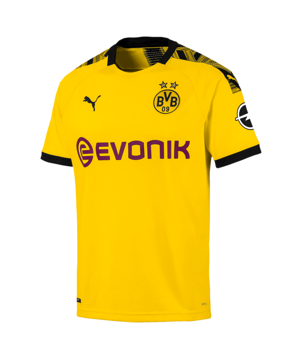 Puma BVB Home Shirt Replica 755737 01