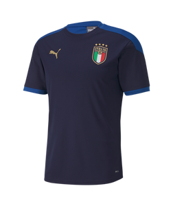 Puma Italy Training Jersey 2020-21 Blue 75721904