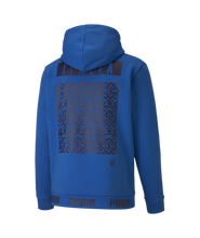 Load image into Gallery viewer, Puma Italy Football Culture Hoodie 2020-21 Blue 75724701