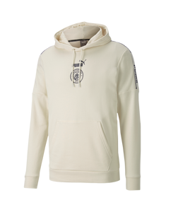 Puma Manchester City Football Culture Hoodie 2020-21 White 75806003