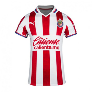 Puma Chivas Women's Home Jersey 2020/21 Red/White 763054 01