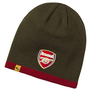 PUMA ARSENAL REVERSABLE BEANIE