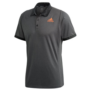 Adidas Men's FreeLift Polo Grey/Orange FK0813
