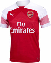 Load image into Gallery viewer, PUMA ARSENAL HOME JERSEY 2018-2019