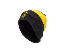Load image into Gallery viewer, Fi collection Borussia Dortmund BVB Beanie hat black/yellow 2034-1430
