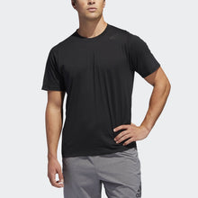 Load image into Gallery viewer, adidas Free Lift Sport Prime Tee Black DU1374
