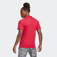 Load image into Gallery viewer, adidas Men's FreeLift Tennis Polo Shirt Heat.Rdy GG3749 Pink