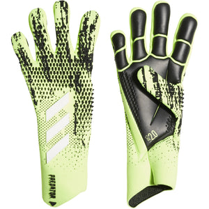 Adidas Predator PRO Gloves Neon Green/Black FS0393