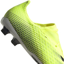 Load image into Gallery viewer, adidas X Ghosted.2 Firm Ground Cleats - FW6958 Solar Yellow/Black