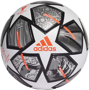 adidas 2021 Champions League FINALE Ball White/Black GK3468