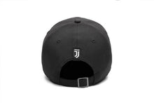 Load image into Gallery viewer, Fi collection Juventus FC Dusk Adjustable Hat JUV-2071-5232 Black