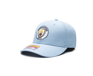 Fi collection Manchester City Standard Adjustable Hat MAN-2071-5086 Light Blue