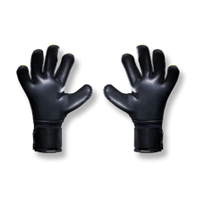 Load image into Gallery viewer, Storelli Silencer Ploy GoalKeeper Gloves Black/Yellow