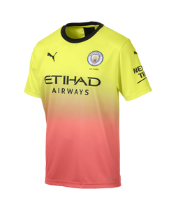 PUMA MANCHESTER CITY FC THIRD JERSEY ADULT 2019-2019