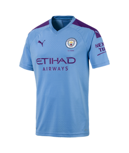 PUMA MANCHESTER CITY FC HOME JERSEY ADULT 2019-2019