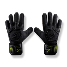 Load image into Gallery viewer, Storelli Sicario GoalKeeper Gloves with Speed Grip - Black-S