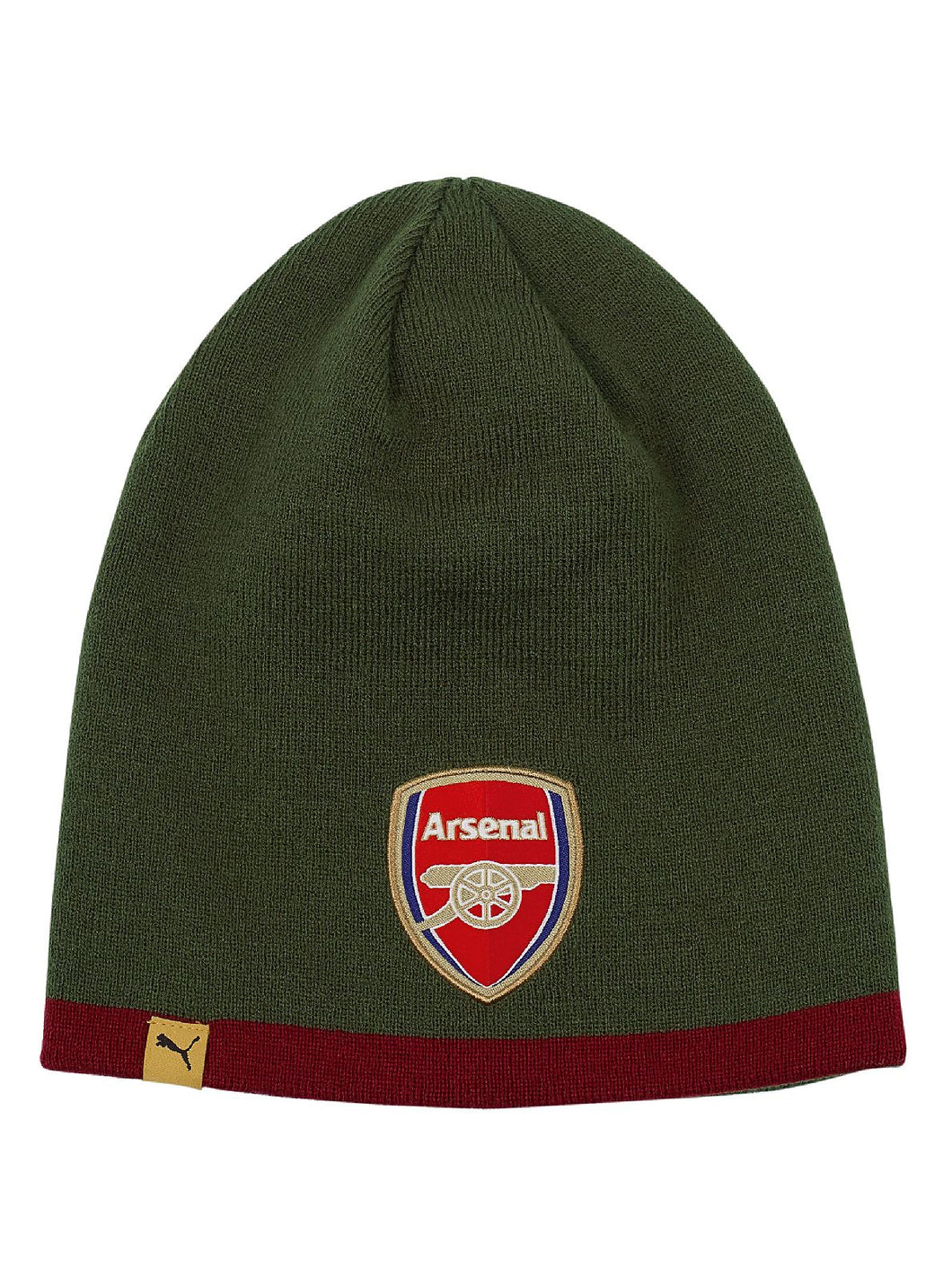 PUMA ARSENAL REVERSIBLE BEANIE