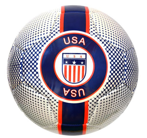 Vizari USA Soccer Ball BP1117 White/blue/red