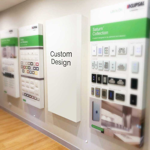 Custom Design Display Boards