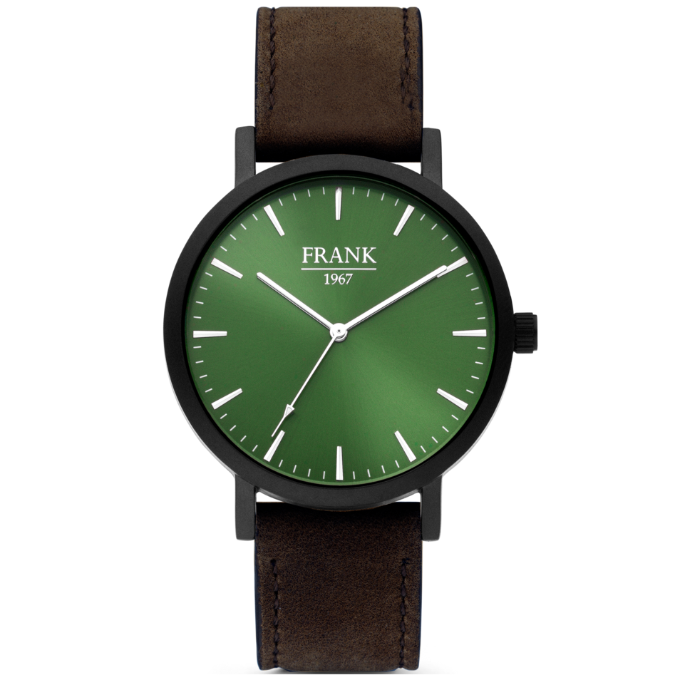 7FW-0012, Watch - Men's Bracelet Homme, Frank1967