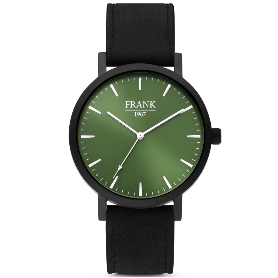 7FW-0004, Watch - Men's Bracelet Homme, Frank1967