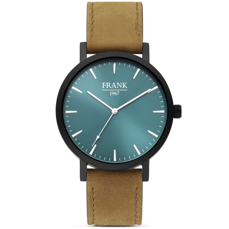 7FW-0005, Watch - Men's Bracelet Homme, Frank1967