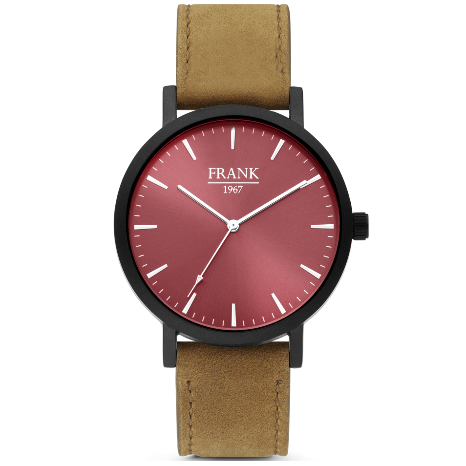 7FW-0006, Watch - Men's Bracelet Homme, Frank1967