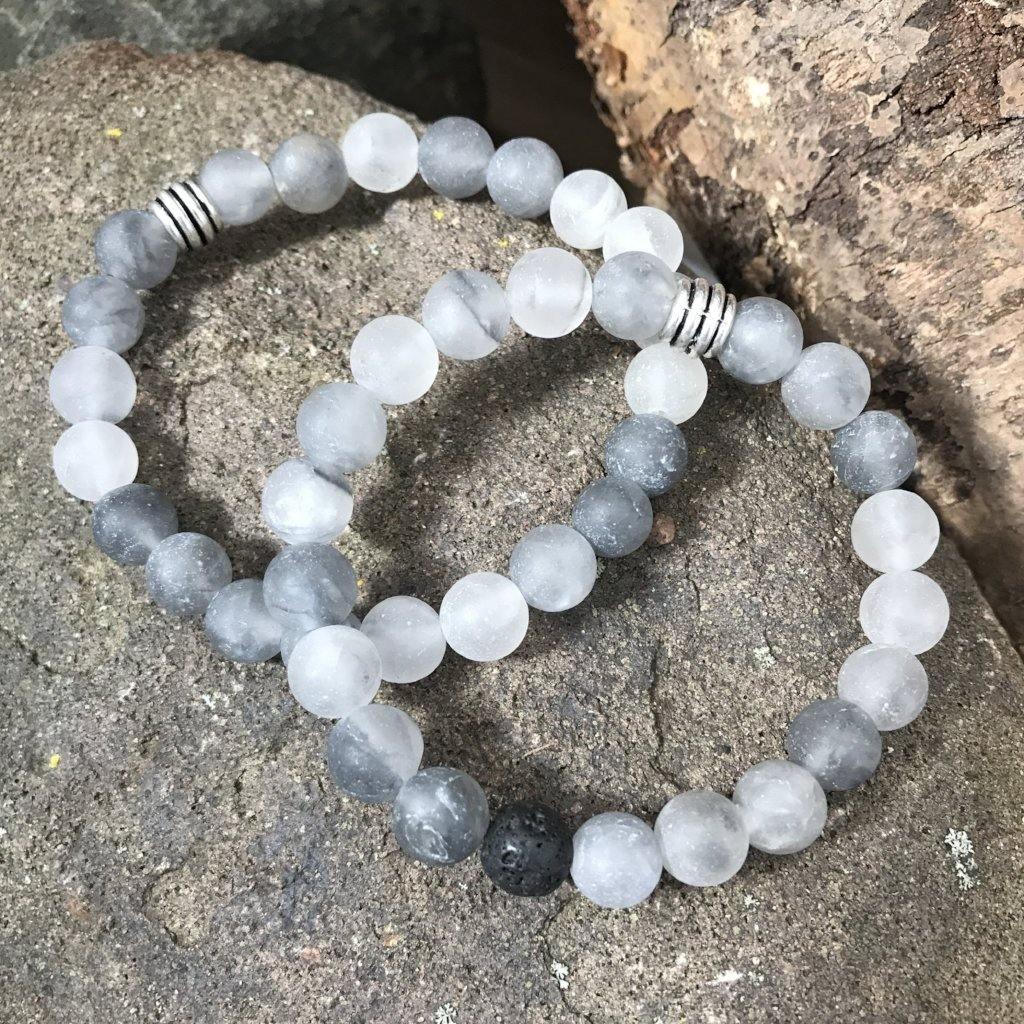 Cloud Quartz Bracelet