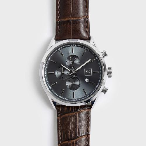 Men's Luxury Chronograph Watch - The Gallant Way