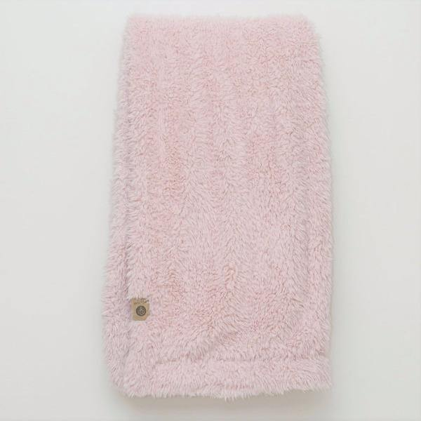 GUARDIAN ANGEL BLANKET | BIG - DUSTY PINK